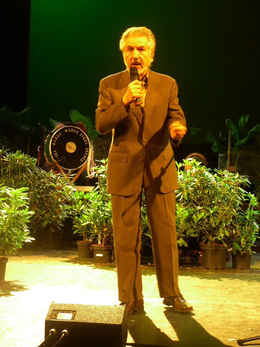 16 Discurso de un hombre decente - Lecture Performance