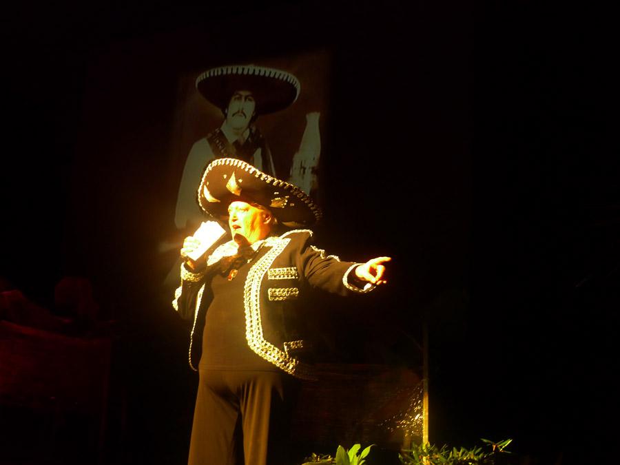 18 Discurso de un hombre decente - Lecture Performance