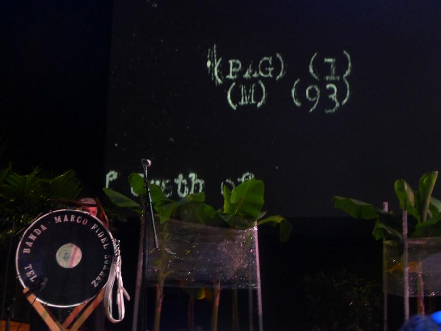 3Discurso de un hombre decente - Lecture Performance